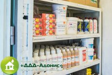 Склад препаратов ДДД-АДОНИС