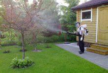 Обработка и уничтожение комаров на садовом участке, даче, коттедже, загородном доме и в квартире - АДД Адонис Челябинск
